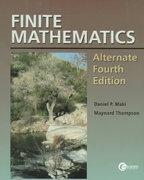 finite mathematics by maki and thompson 4th edition pdf