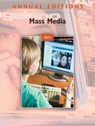 Annual Editions: Mass Media 10/11 16th edition 9780078050619 0078050618