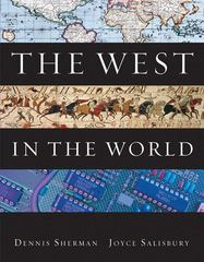 The West in the World 4th Edition 9780073385655 0073385654