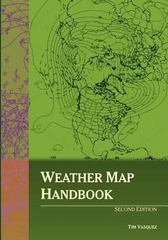 Weather Map Handbook 2nd Edition 9780970684073 097068407X