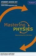 MasteringPhysics Student Access Kit for University Physics 12th edition 9780321683557 0321683552