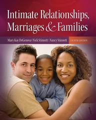 Intimate Relationships, Marriages, and Families 8th Edition 9780073528205 007352820X