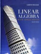 Linear Algebra with Applications 7th edition 9781449656454 1449656455
