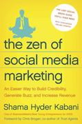 The Zen of Social Media Marketing 0 9781935251736 1935251732