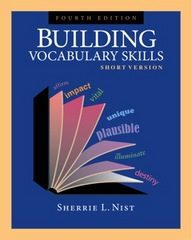Building Vocabulary Skills, Short Version 4th edition 9781591941897 159194189X