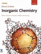 Shriver and Atkins' Inorganic Chemistry 5th Edition 9780199236176 0199236178