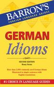 German Idioms 2nd edition 9780764143830 0764143832
