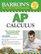 Barron's AP Calculus with CD-ROM 10th edition 9780764196751 0764196758