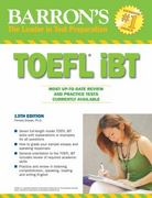 Barron's TOEFL iBT 13th edition 9780764143687 0764143689