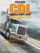 Barron's CDL Truck Driver's Test 3rd edition 9780764143823 0764143824