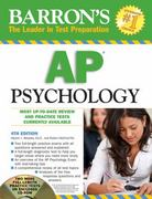 Barron's AP Psychology with CD-ROM 4th edition 9780764195259 0764195255