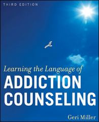 Learning the Language of Addiction Counseling 3rd Edition 9780470505236 0470505230