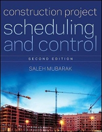 Construction Project Scheduling and Control 2nd Edition 9780470505335 0470505338