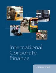 International Corporate Finance 1st Edition 9780073530666 0073530662