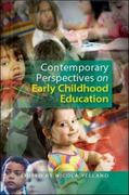 Contemporary Perspectives on Early Childhood Education 1st edition 9780335237876 0335237878