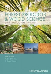 Forest Products and Wood Science 6th Edition 9780813820743 081382074X
