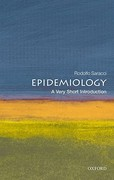 Epidemiology: A Very Short Introduction 1st Edition 9780199543335 019954333X