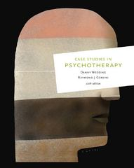 Case Studies in Psychotherapy 6th edition 9780840032577 0840032579