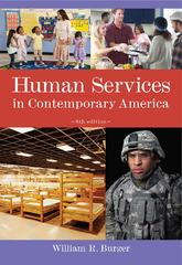 Human Services in Contemporary America 8th Edition 9780840032072 0840032072