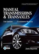 Today's Technician: Manual Transmissions and Transaxles 5th Edition 9781111782375 1111782377