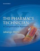The Pharmacy Technician 2nd edition 9781435499591 143549959X