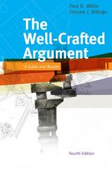 the well crafted argument 4th edition rent 9781439084083