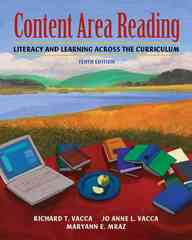 Content Area Reading 10th edition 9780137035113 013703511X