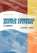 World Criminal Justice Systems 7th edition 9781593456122 1593456123