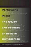 Performing Prose 1st Edition 9780809329533 0809329530