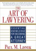 Art of Lawyering 1st edition 9781572486959 1572486953