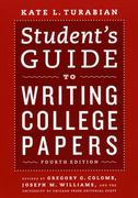 Student's Guide to Writing College Papers 4th Edition 9780226816319 0226816311
