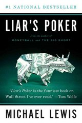 Liar's Poker 1st Edition 9780393338690 039333869X