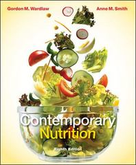 Contemporary Nutrition 8th edition 9780073040547 0073040541