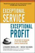 Exceptional Service, Exceptional Profit 1st Edition 9780814415382 0814415385