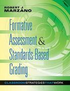 Formative Assessment and Standards-Based Grading 0 9780982259221 0982259220