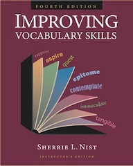 Improving Vocabulary Skills 4th Edition 9781591941903 1591941903