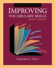 Improving Vocabulary Skills 4th Edition 9781591941910 1591941911