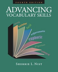 Advancing Vocabulary Skills 4th Edition 9781591941934 1591941938