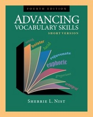 Advancing Vocabulary Skills 4th Edition 9781591941941 1591941946