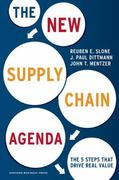 New Supply Chain Agenda 1st Edition 9781422149362 1422149366