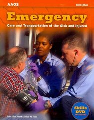 Emergency Care And Transportation Of The Sick And Injured 9th edition 9780763781705 0763781703