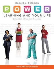 P.O.W.E.R. Learning and Your Life 1st Edition 9780073375205 0073375209