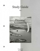 Study Guide to accompany Financial Accounting 5th edition 9780077268985 0077268989