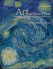 Art across Time Volume Two 4th edition 9780077353711 0077353714