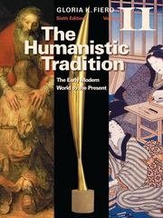 The Humanistic Tradition 6th Edition 9780077346232 0077346238