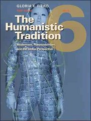 The Humanistic Tradition 6th edition 9780077346256 0077346254