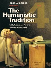 The Humanistic Tradition 6th Edition 9780077346263 0077346262