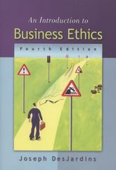 An Introduction to Business Ethics 4th edition 9780073535814 0073535818