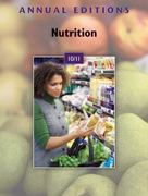 Annual Editions: Nutrition 10/11 22nd edition 9780073515557 0073515558