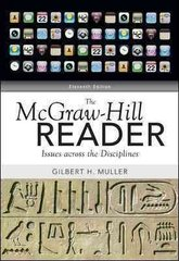 The McGraw-Hill Reader 11th Edition 9780073383941 0073383945